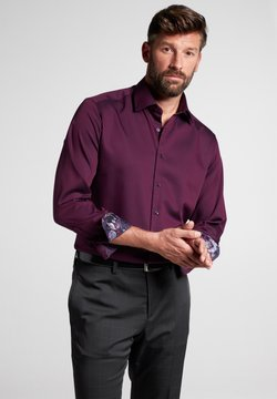 Eterna - MODDERN FIT - Businesshemd - aubergine