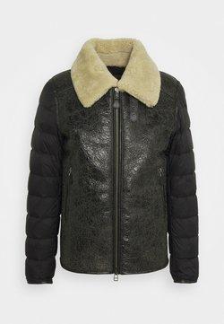 Blauer - SPALLA IMBOTTITO - Gewatteerde jas - black