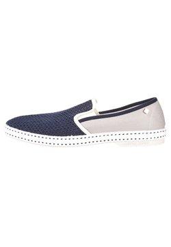 RIVIERAS - VAJOLIROJA  - Scarpe senza lacci - blau