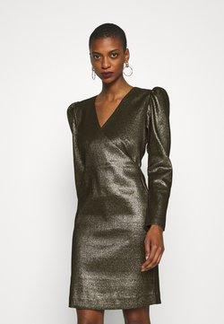 Gestuz - WILLOW DRESS - Cocktailkleid/festliches Kleid - gold