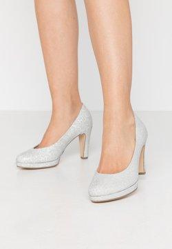 Gabor - Zapatos altos - silver