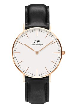 Daniel Wellington - CLASSIC SHEFFIELD 36M - Ure - rose gold