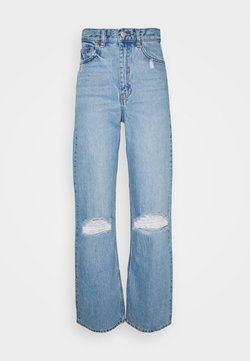 Dr.Denim Tall - ECHO - Jeansy Relaxed Fit - blue jay