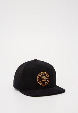 Brixton - OATH SNAPBACK - Cap - black