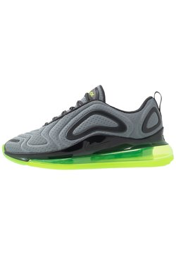 Nike Sportswear - AIR MAX 720 - Sneaker low - smoke grey/electric green/anthracite