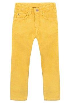 Knot - JAKE - Straight leg jeans - yolk yellow