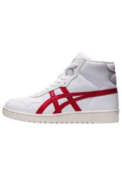 ASICS SportStyle - JAPAN UNISEX - Sneaker high - white/classic red