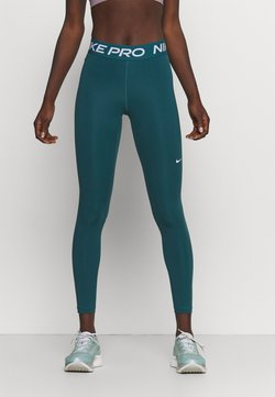 Nike Performance - Tights - petrol blue