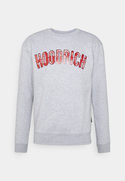 Hoodrich - PAISLEY PATTERN INFILL - Sweater - heather grey/black