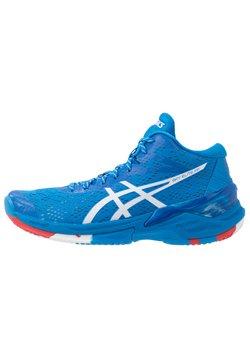 ASICS - SKY ELITE FF - Zapatillas de balonmano - electric blue/white
