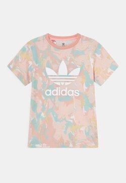 adidas Originals - TEE - T-shirt imprimé - pink tint/multicolor