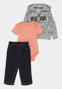 Carter's - CARDIGAN ROAR SET - Bluza rozpinana - gray