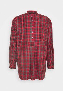 Martin Asbjørn - KEITH SHIRT - Camicia - red