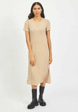 Vila - Shift dress - beige
