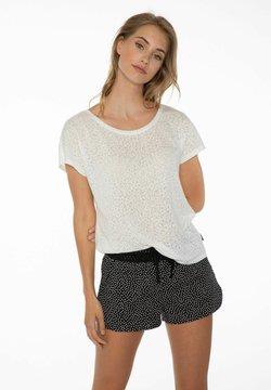 Protest - MEGAN - T-Shirt print - seashell