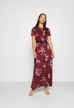Vero Moda - VMLOVELY ANCLE DRESS - Maxikjoler - sable