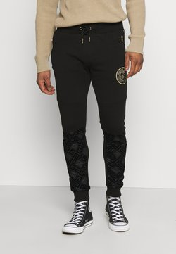 Glorious Gangsta - SINTOS JOGGER - Jogginghose - black/gold