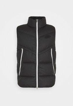 Nike Sportswear - VEST - Weste - black/sail