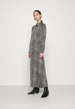 Vero Moda - VMCALA  ANCLE DRESS  - Maxiklänning - black/cala