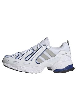 adidas Originals - EQT GAZELLE SHOES - Matalavartiset tennarit - white