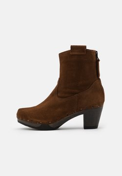 Softclox - Plateaustiefelette - brown
