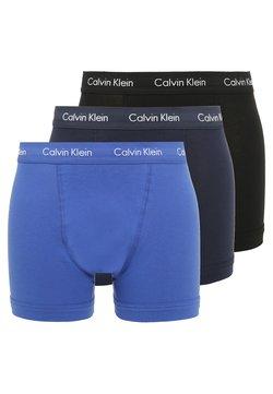 Calvin Klein Underwear - TRUNK 3 PACK - Pants - grey