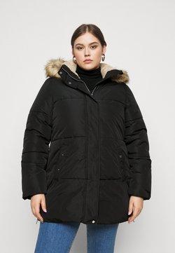 Vero Moda Curve - VMFINLEY JACKET  - Veste d'hiver - black