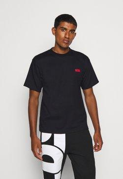 GCDS - BASIC TEE - T-shirt basic - black