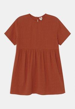ARKET - Freizeitkleid - rust red