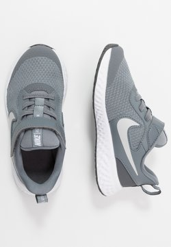 Nike Performance - REVOLUTION 5 UNISEX - Juoksukenkä/neutraalit - cool grey/pure platinum/dark grey