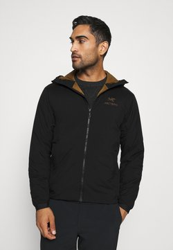Arc'teryx - ATOM HOODY MENS - Outdoorjacke - black