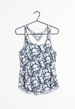 Abercrombie & Fitch - Top - blue