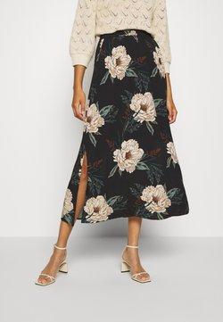 Vero Moda - VMSIMPLY EASY SKIRT - A-line skirt - black