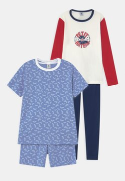 Petit Bateau - 2 PACK - Nachtwäsche Set - multi-coloured