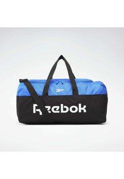 Reebok - ACTIVE CORE ELEMENTS TRAINING DUFFEL - Sporttasche - blue
