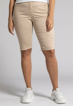Ulla Popken - Shorts - beige