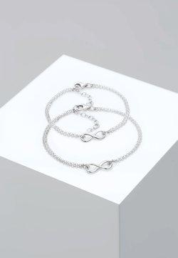 Elli - SET - Armband - silver-coloured
