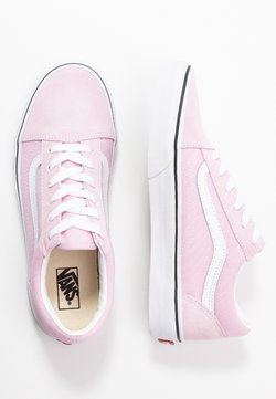 Vans - OLD SKOOL - Sneaker low - lilac snow/true white