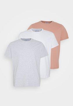Topman - CLASSIC 3 PACK - T-shirt basique - multi