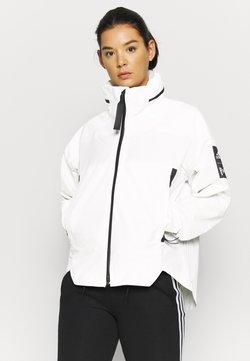 adidas Performance - MYSHELTER PAR - Hardshell jacket - white