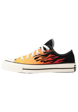 Converse - CHUCK TAYLOR ALL STAR 70 - Sneakers laag - black/enamel red/egret