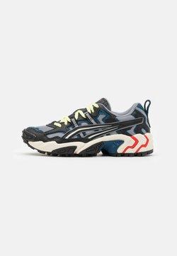 ASICS SportStyle - GEL-NANDI UNISEX - Sneaker low - sheet rock/black