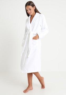 Calvin Klein Underwear - ROBE - Peignoir - white
