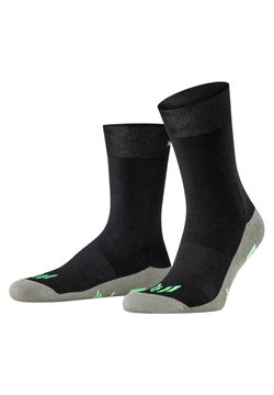 Burlington - RUNNING - Chaussettes de sport - black