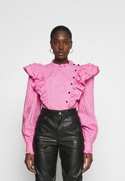 Custommade - DAFINA - Bluse - glory pink