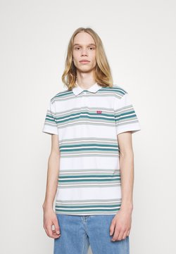 Levi's® - O.G BATWING POLO - Poloshirt - faded bright white
