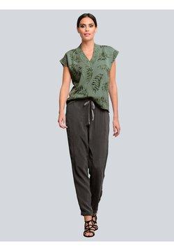 Alba Moda - Sweatshirt - khaki,schwarz