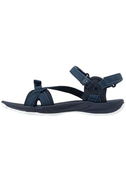 Jack Wolfskin - LAKEWOOD RIDE - Walking sandals - ocean wave