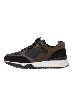 s.Oliver - SNEAKER - Sneaker low - dk grey comb