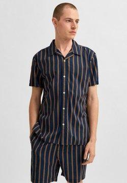 Selected Homme - Hemd - navy blazer/stripes